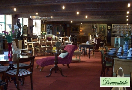 Extensive Selection of Antiques on all Floors