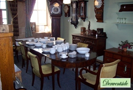 Selection of Antique Tables and Antique Chairs